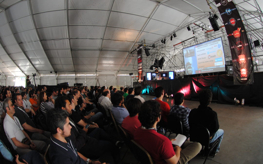 CASOS 1000 Jotas: Ekoparty 2014